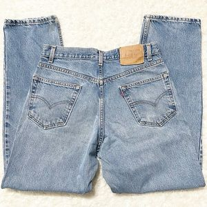 Levi's 505 Men's Relaxed Jeans